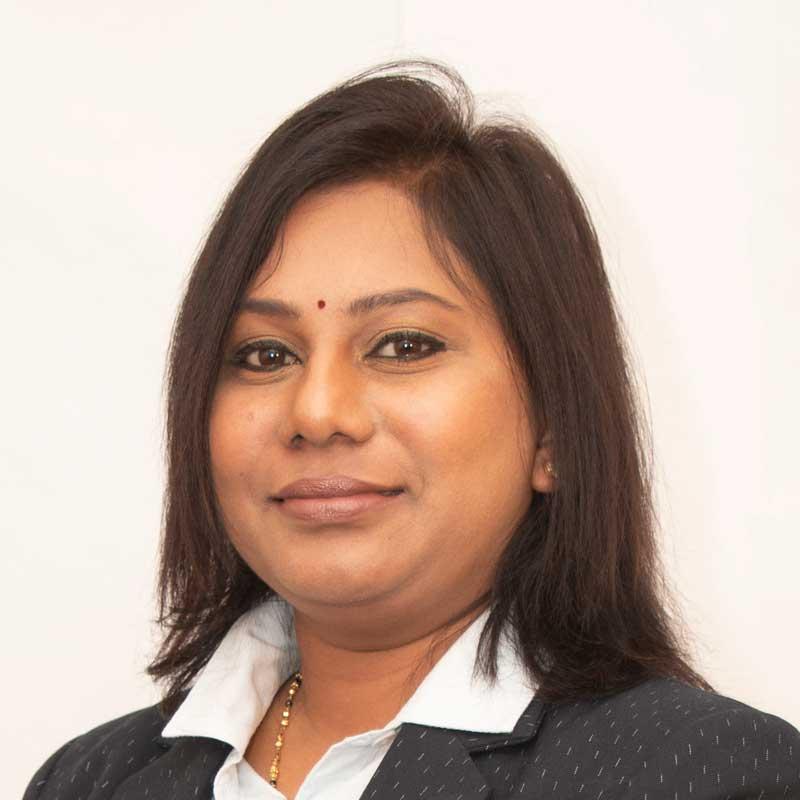 MHC - Mrs Ashvina Kalapnaut-Rajcoomar
