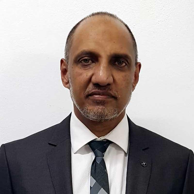 MHC - Mr Mohummad Shamad AYOOB SAAB