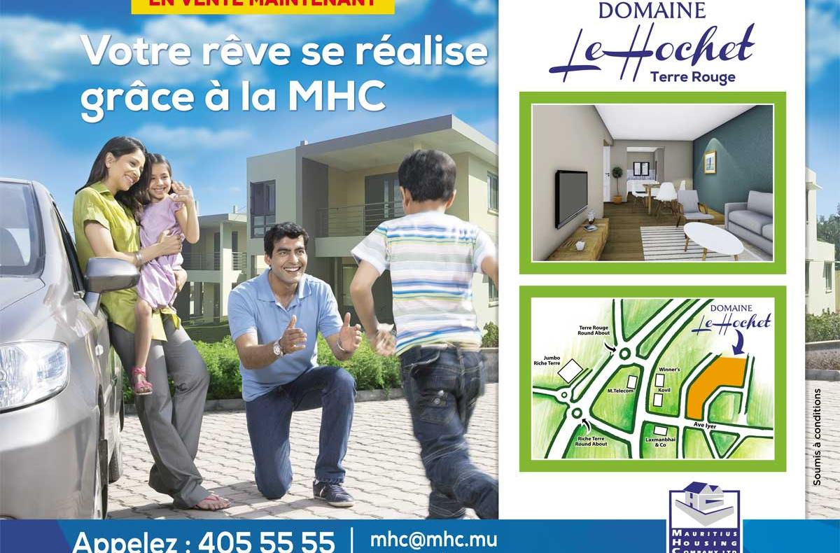MHC - Estate Development - Domaine Le Hochet - Terre Rouge